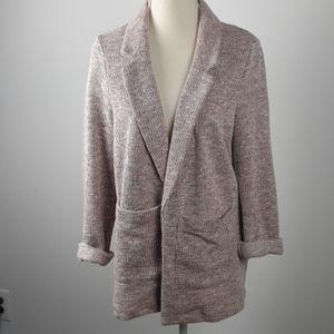 Topshop Blazer 10 knit Cosi career Blazer stretchy